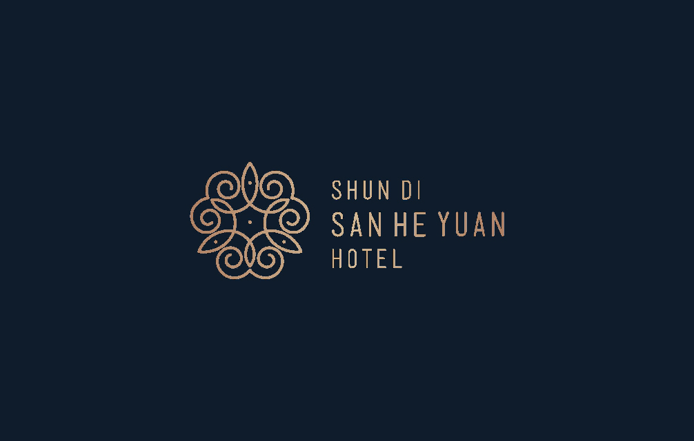 SAN HE YUAN  / VI全案